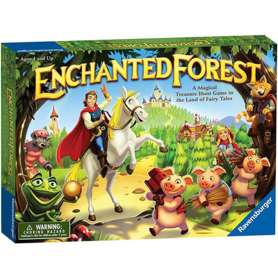 Kids Games, Enchanted Forest