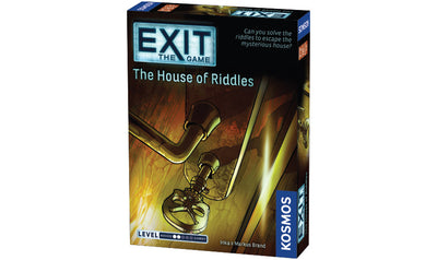 Board Games, EXIT: The Game - The House of Riddles