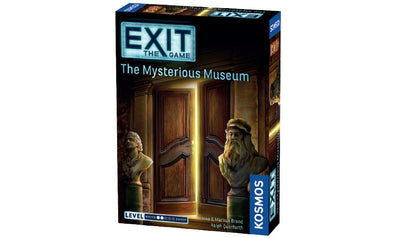 Board Games, EXIT: The Game - The Mysterious Museum