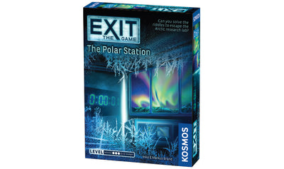 Board Games, EXIT: The Game - The Polar Station