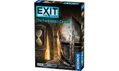 Board Games, EXIT: The Game - The Forbidden Castle
