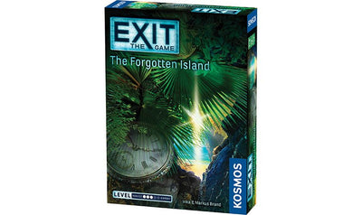 Board Games, EXIT: The Game - The Forgotten Island