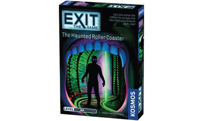 Board Games, EXIT: The Game - The Haunted Roller Coaster