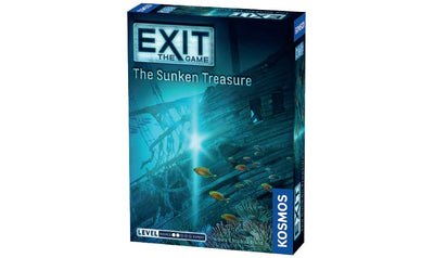 Board Games, EXIT: The Game - The Sunken Treasure