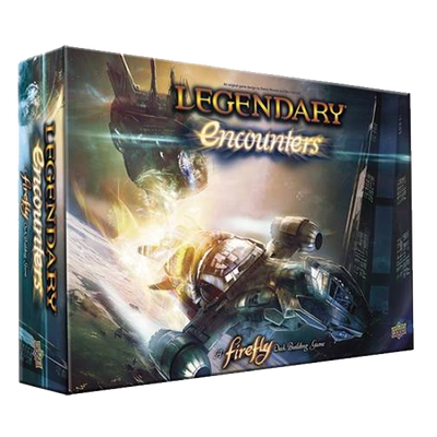 Card Games, Legendary Encounters: A Firefly Deckbuilding Game