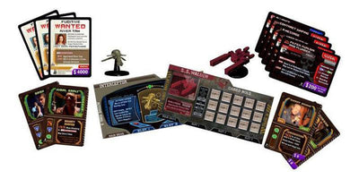 Board Games, Firefly: The Game - Pirates & Bounty Hunters