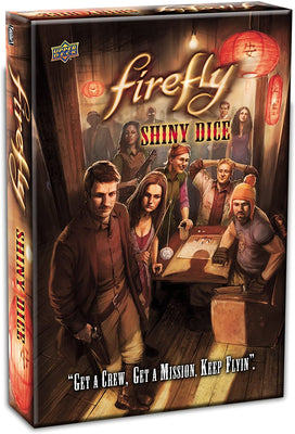 Board Games, Firefly: Shiny Dice