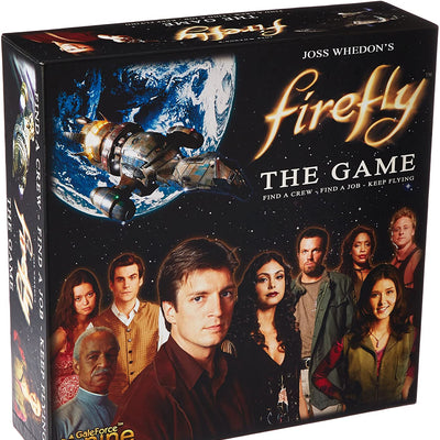 Board Games, Firefly: The Game