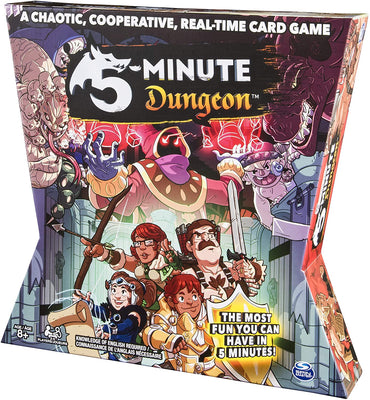 Board Games, 5 Minute Dungeon