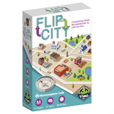 Card Games, Flip City