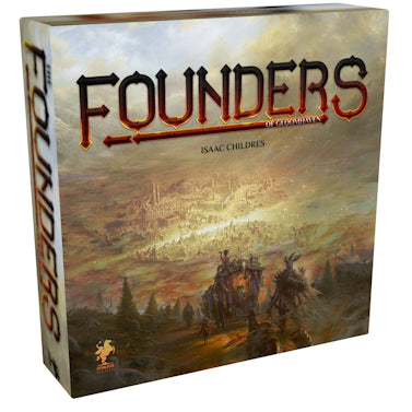 Board Games, Founders of Gloomhaven