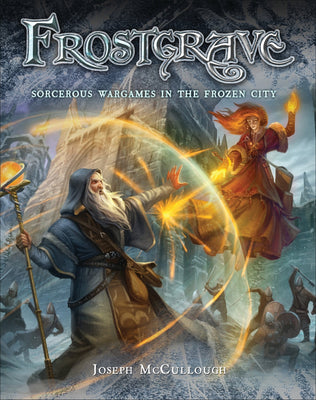 Miniatures, Frostgrave: Sorcerous Wargames in the Frozen City