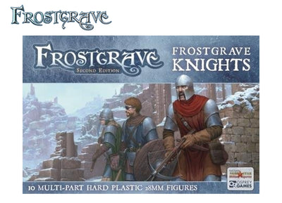 Miniatures, Frostgrave: Knights
