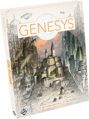 Role Playing Games, Genesys Core Rulebook