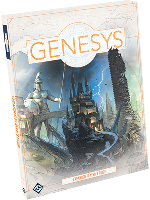 Role Playing Games, Genesys: Extended Players Guide