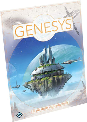 Role Playing Games, Genesys Game Mater's Screen