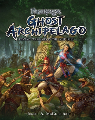 Miniatures, Frostgrave: Ghost Archipelago
