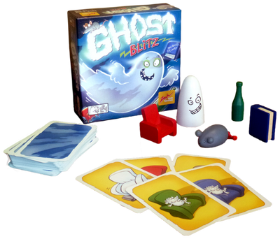 Kids Games, Ghost Blitz