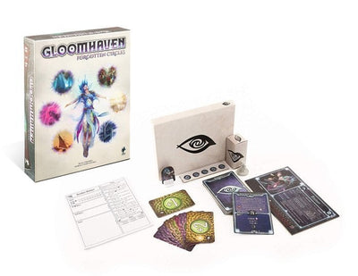 Board Games, Gloomhaven: Forgotten Circles