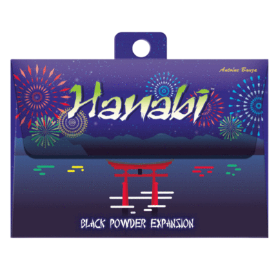 Card Games, Hanabi: Black Powder Expansion