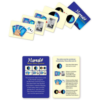 Card Games, Hanabi: Master Artisan Expansion