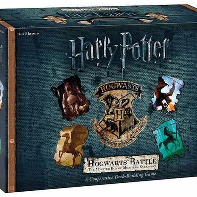 Card Games, Hogwarts Battle: Monster Box Expansion