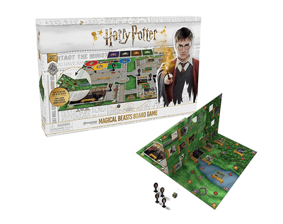 Kids Games, Harry Potter: Magical Beasts Board Game