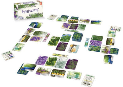 Card Games, Herbaceous