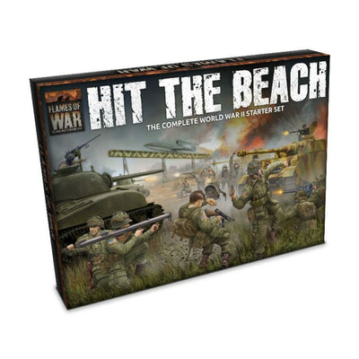 Miniatures, Hit the Beach Army Set