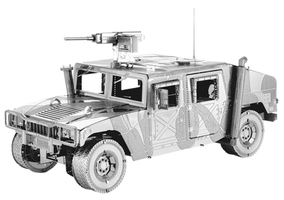 3D Jigsaw Puzzles, HUMVEE ME ICONX