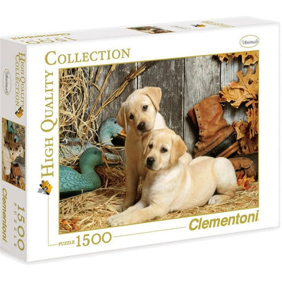 Jigsaw Puzzles, Hunting Dogs - 1500pc