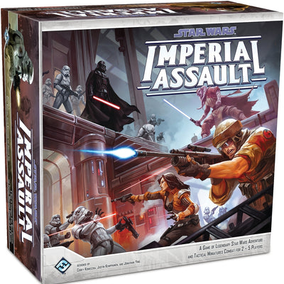 Miniatures, Imperial Assault