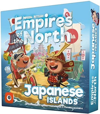 Card Games, Imperial Settlers: Empires of the North - Japanese Islands