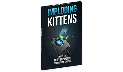Card Games, Exploding Kittens: Imploding Kittens