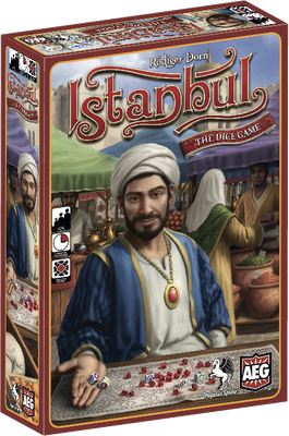 Board Games, Istanbul: The Dice Game