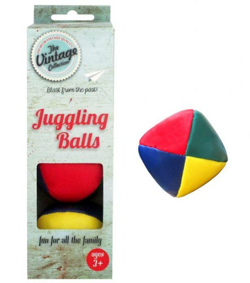 Kids Games, Juggling Balls - 3 Pack