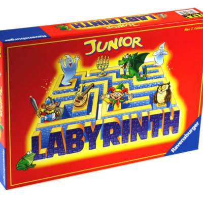 Kids Games, Junior Labyrinth