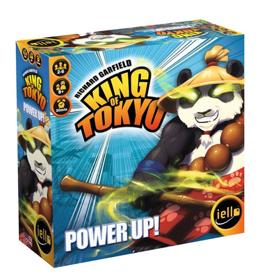 Board Games, King of Tokyo: Power Up