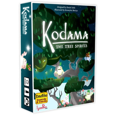 Card Games, Kodama: The Tree Spirits