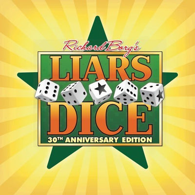 Board Games, Liar's Dice 30th Anniversary Edition