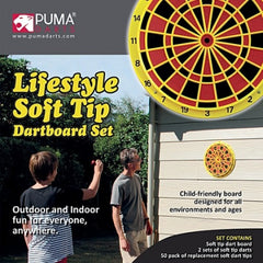 Lifestyle Soft Tip Dartboard Set