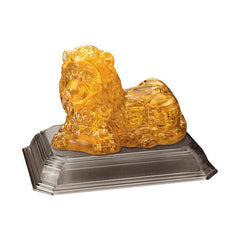 LION CRYSTAL PUZZLE