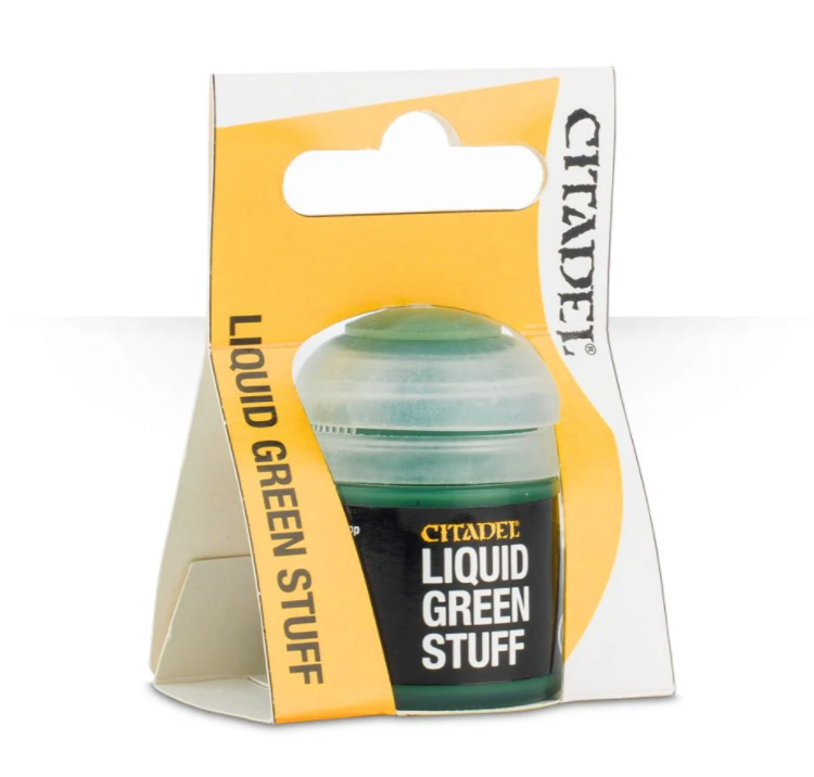 Technical: Liquid Green Stuff