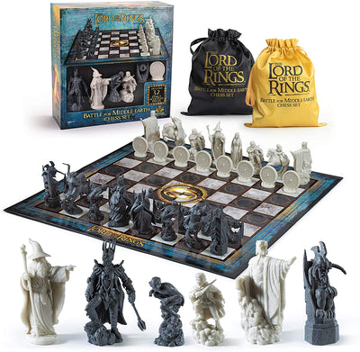 Traditional Games, Lord of the Rings - Chess Set
