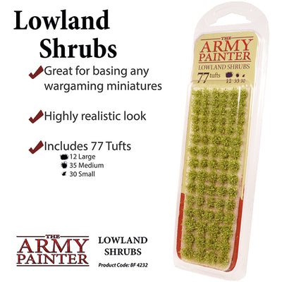 Hobby Supplies, Battlefield: Lowland Shrubs