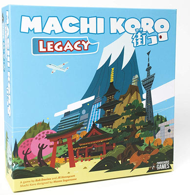 Card Games, Machi Koro: Legacy