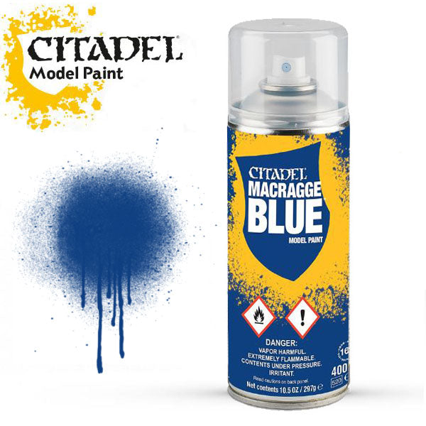 Spray: Macragge Blue