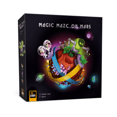 Board Games, Magic Maze on Mars