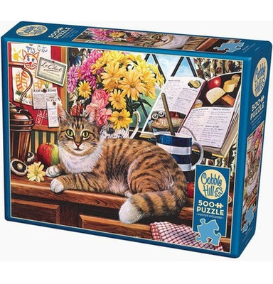 Jigsaw Puzzles, Matilda Cat - 500pc