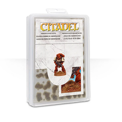 Hobby Supplies, Citadel: Middenland Tufts